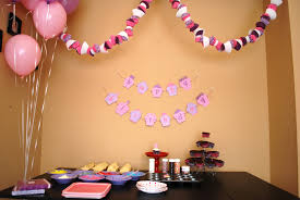 home decor simple birthday decorations at home photos