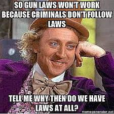 Meme Image - anti gun memes and gun control cartoons