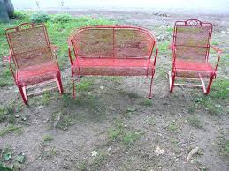 Retro Patio Furniture For Sale by 1960s Style Patio Furniture 1960s Woodard Patio Furniture Kentile