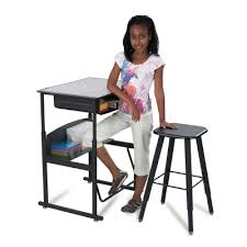 safco alphabetter stand up desks and stool blick art materials