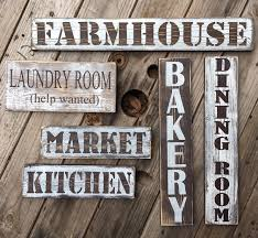 handmade farmhouse fixer upper style home decor rustic distressed