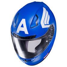 hjc motocross helmet hjc cl 17 captain america helmet fortnine canada