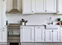 white subway tile kitchen backsplash ideas zyouhoukan net
