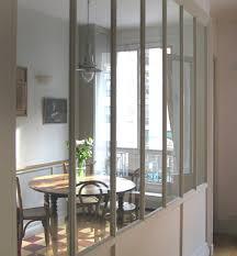 cuisine salon verrière d intérieur cuisine salon