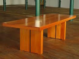 Mahogany Boardroom Table John Stass Katahdin Studio Furniture Lewiston Me