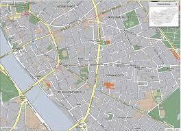 Map Of Budapest Geoxraster Archívum Geox