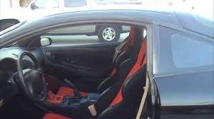 1995 mitsubishi eclipse jdm 1998 mitsubishi eclipse gs sold youtube