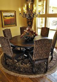 Centerpieces For Dining Room Tables Best 25 Tuscan Dining Rooms Ideas On Pinterest Tuscan Style