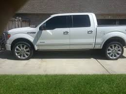 ford f150 platinum wheels 2010 ford f150 platinum wheels and tires trucks other for sale in