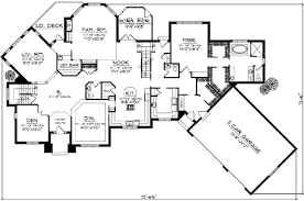 luxury style house plans plan 7 789