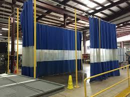 Industrial Curtain Wall Interior Curtain Wall Room Divider Curtain Room Dividers