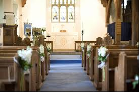 Church Pew Home Decor Bow Decorations For Weddings Images Wedding Decoration Ideas