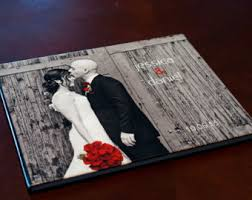 Custom Wedding Photo Albums Wedding Photo Book Etsy
