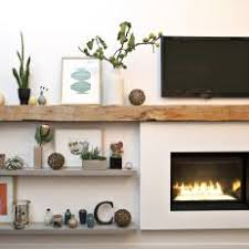 Fireplace Mantels With Bookcases Photos Hgtv
