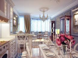 Kitchen Dining Room Ideas Classical Kitchen Dining Room Decor Interior Design Ideas