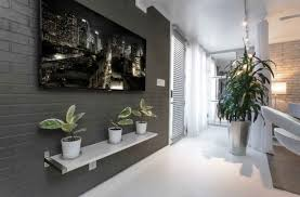 wall decorative for hallway interior entryway idea and good