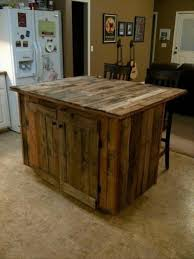 kitchen cabinets from pallet wood 30 ways of reusing wooden pallets in your kitchen recyclart