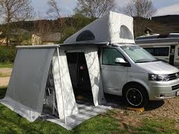 Vw T5 Awnings 9 Best Camper Images On Pinterest Campervan Awnings Vw T5 And