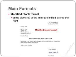 brilliant ideas of modified block format of letter for your letter