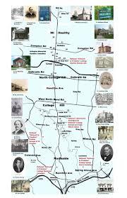 Ohio Colleges Map by Hamilton Avenue Road To Freedom Cincinnati Ohio 1820 1865