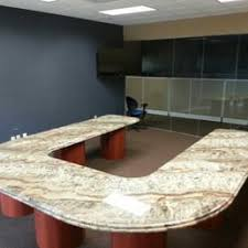 Granite Conference Table Lufriu Marble Building Supplies 811 N Fremont Ave West Tampa