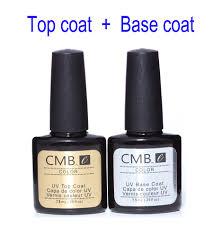 cmb gel nail polish top coat base coat kit uv gel nail polish best