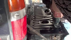 97 lexus lx450 lift kit wagongear tailgate install on my lx450 youtube
