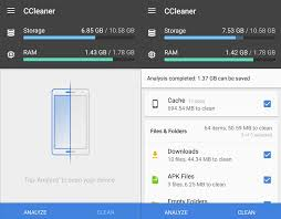 free apps for android 5 free apps to clean up android and free up storage space