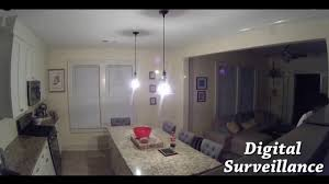 Interior Design Of Homes by Real Home Surveillance Video Of Home Entry And Burglary Youtube