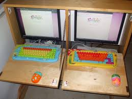 kids shoebox dual computer cabinet ikea hackers ikea hackers