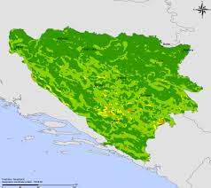 Bosnia Map The Who E Atlas Of Disaster Risk For The African Region