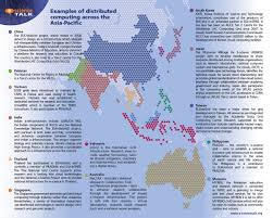 Asia Pacific Map by A Guide To The Asia Pacific