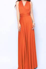 orange maxi infinity dress bridesmaid dresses lg 45 73 80