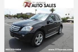 used mercedes suv for sale used mercedes m class for sale in az edmunds