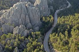 scenic byway peter norbeck national scenic byway south dakota places to go on