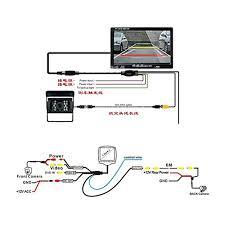 e best 4 3inch foldable tft lcd monitor u0026 17pcs led night vision car r