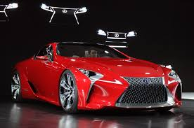 pictures of lexus lf lc lexus lf lc concept petrolhead central