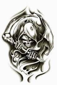 grim reaper design idea 42 drawings grim