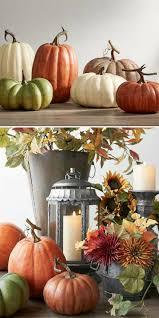 best 25 faux pumpkins ideas on pinterest wheat centerpieces