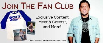 scotty mccreery fan club fox friends christmas special dec 24 scotty mccreery fan club