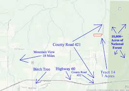 missouri county map with roads instant acres parcels wooded loaded w wildlife to