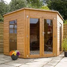 Summer House In Garden - summer house garden structures u0026 shade ebay