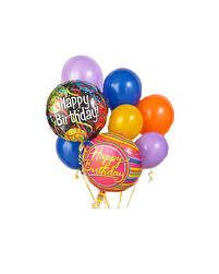 balloon delivery baltimore birthday balloon bunch in baltimore md raimondi s flowers