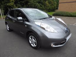 nissan leaf ad used 2015 nissan leaf acenta 5dr auto 24kwh free 2 years