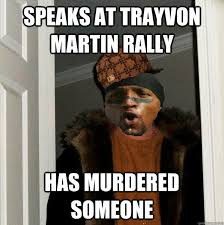 Ray Lewis Meme - speaks at trayvon martin rally has murdered someone scumbag ray