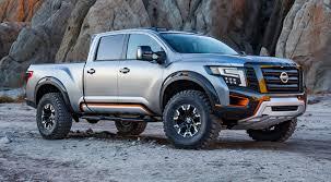 nissan patrol ute australia nissan titan warrior pickup revives baja vibes for detroit