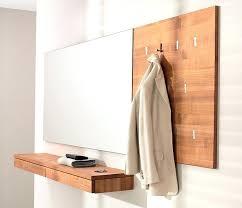 modern coat hooks wooden wall hook rack coat racks modern wall coat rack umbra wall