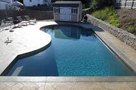 New England Backyards by Who We Are Ferrari Pools
