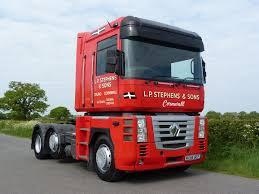 renault trucks magnum renault magnum 480 dxi 6 x 2 tractor unit