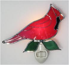 cardinals galore our cardinal gallery by juhlin glass studio